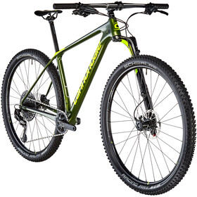Cannondale F-Si Carbon 3 29 inches, vulcan/green